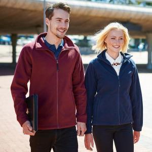 Smart embroidered fleece - work kacket, workwear fleece, fleece uniform, embroidered fleece jacket