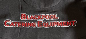 embroidered logo personalised workwear for your business near me