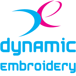 Dynamic Embroidery supply embroidered personalised workwear and uniforms for work. Logo embroidery, cheap embroidered polo shirts and workwear on account. Printing for clubs and groups