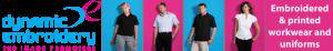 Personalised Embroidered Workwear, UK   Corporate Uniform & Clothing