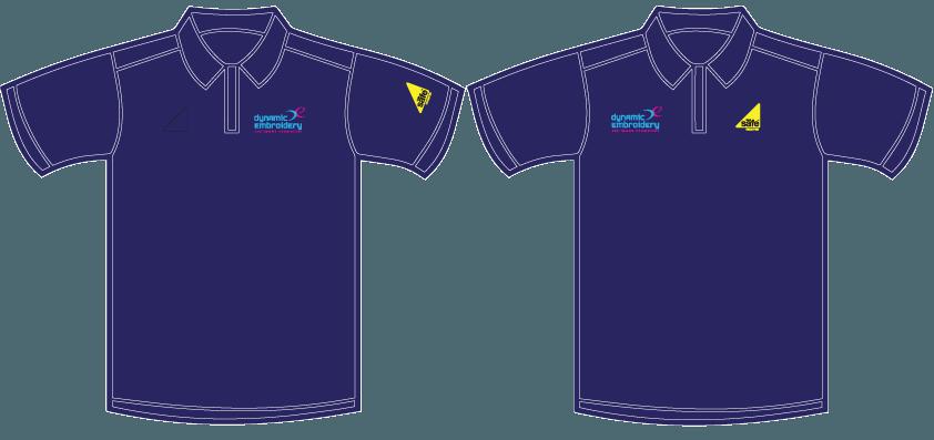 Embroidered Gas Safe Polo Shirts