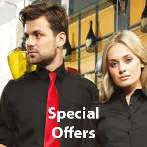 Special offers workwear & uniform - bulk discount embroidered polo shirts and work clothing