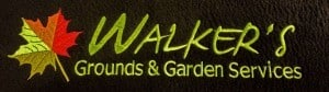 Walkers Ground workwear logo embroidery