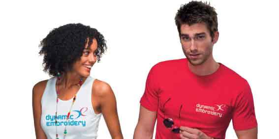 Buy workwear and uniform online at Dynamic Embroidery