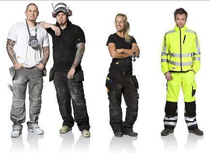 embroidered workwear & uniforms, corporate clothing and work clothes